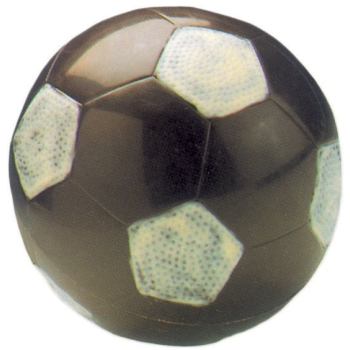 Moule polycarbonate 192 - Ballon de foot