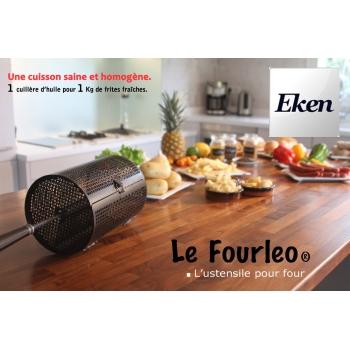 Le FOURLEO® : Le mode de cuisson sain et écologique