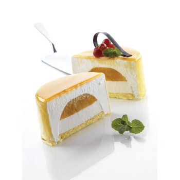 Moule silicone Torta flex -plaque 15 empreintes