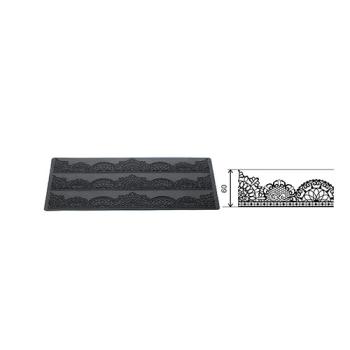 Plaque silicone dentelle 5 hauteur 60 mm