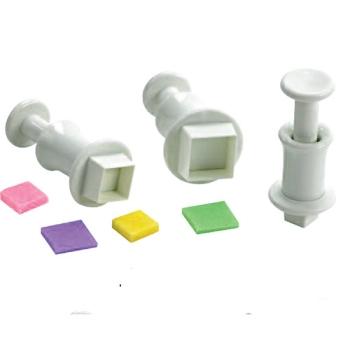 Découpoir plastique carré