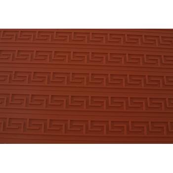 Tapis relief silicone grec petit modèle