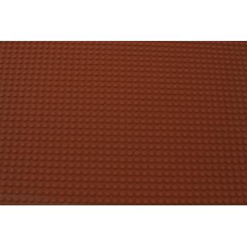 Tapis relief silicone alvéoles