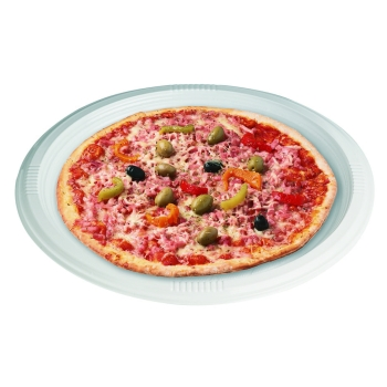 Assiettes plates - PIZZA