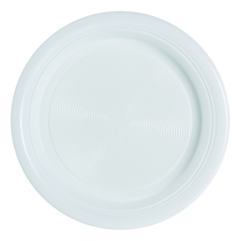 Assiettes rigides plates