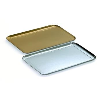 Plateau métallisé en face qualité extra-forte 1200 g/m2