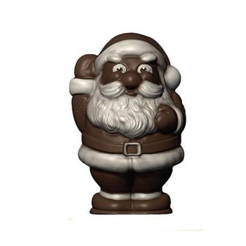 Moule polycarbonate pour chocolat 27 - Père Noël