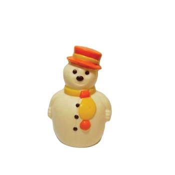 Moule polycarbonate pour chocolat 26 - Bonhomme de neige Noël