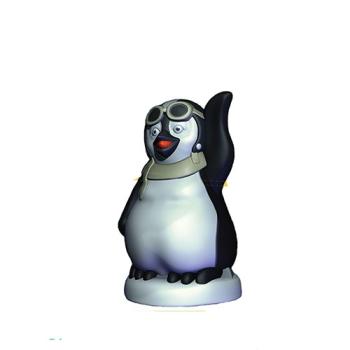 Moule polycarbonate pour chocolat 32 - Pingouin Aviateur