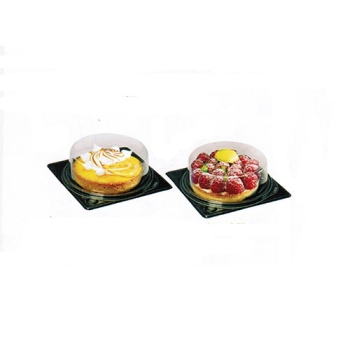 Boîte tarte individuelle PET