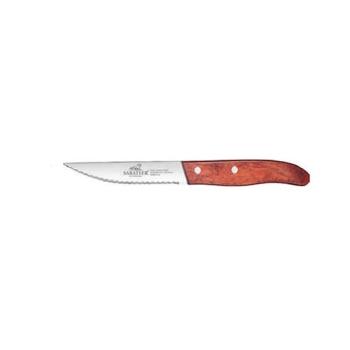 Couteau à steack Dallas manche bois