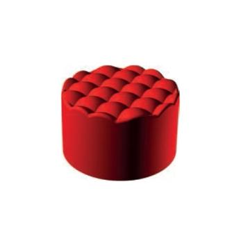 Moule silicone Premium cylindre fond matelassé