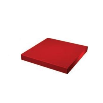 Moule silicone Premium 6 génoises et inserts carrés