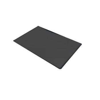 Plaque aluminium anti adhésive 15/10 4 bords pincés