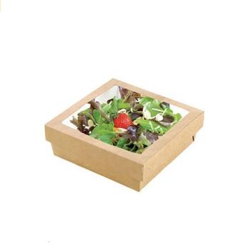 Boîte snacking carrée