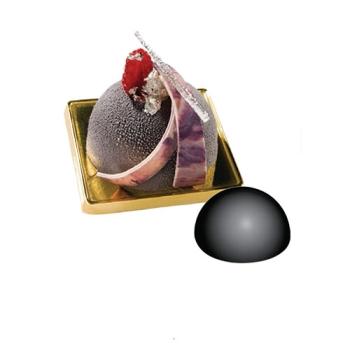 Moules silicone demi sphères