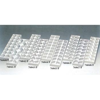 Moules plastique rapide 96 mini gâteaux