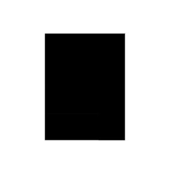 Panneau noir PVC expansé