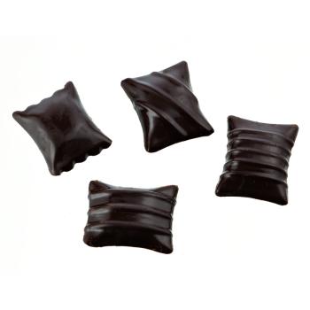 Raviolis chocolat - 12  empreintes - 6 g