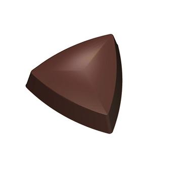 Bonbons triangles - 28 empreintes modèles - 8 g