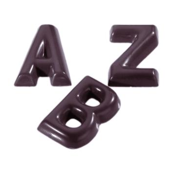Alphabet - 26 empreintes - 5 g
