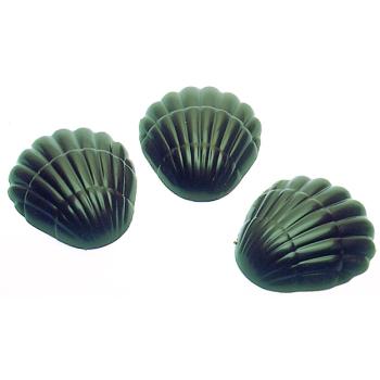 Coquilles (pétoncles) - 24 empreintes pour 12 coquilles