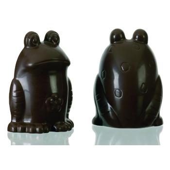 Grenouille - 2 empreintes pour une grenouille
