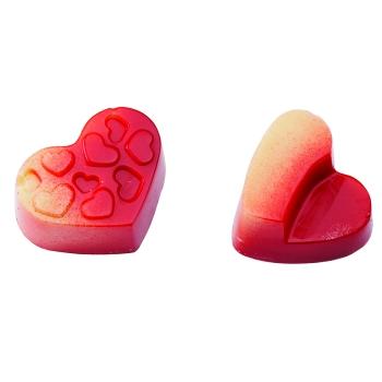 Coeurs Saint - Valentin - 24 empreintes - 9.7 g