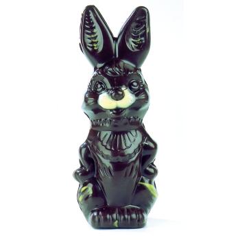 Lapin humoristique - 2 empreintes  pour un lapin