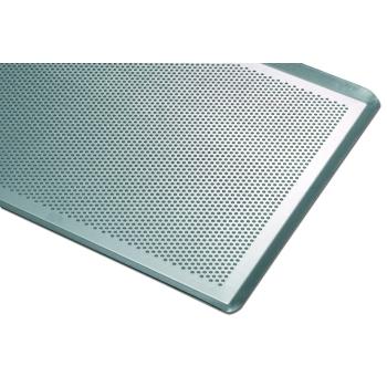 Plaque aluminium perforée -