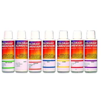 Colorant Liquide Alimentaire