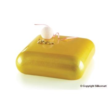 Moule carré bombé (GEM 1000) - 1000 ml