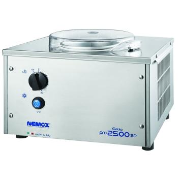 Sorbetière (Réf. 265220- 265225- 265250) - Pièce détachée - 2X2 Racleurs pour cuve fixe pour machine glace PRO 2500 SP