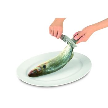 Couteau à poisson multifonctions