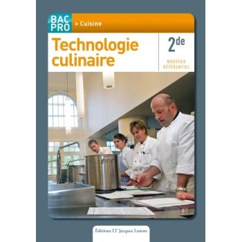 Technologie culinaire (pour les 2ndes)