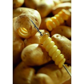 Spirale à pomme de terre
