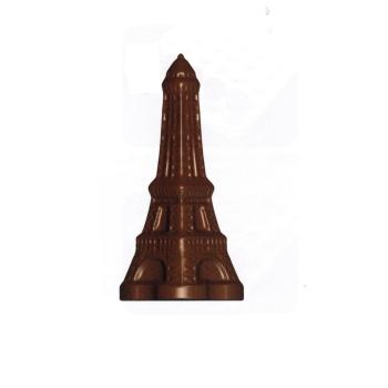 Plaque à bonbons modèle mini tour eiffel