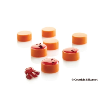 "Moule en silicone - 35 micro ronds "" MICRO ROUND"" x 5 ml"