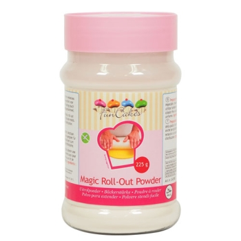 FunCakes Magic Roll Out Powder - Halal