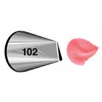 Wilton - douille décorative effet pétale #102
