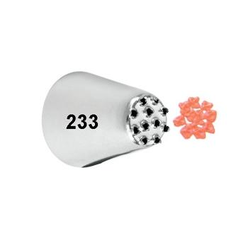 Wilton - douille décorative à plusieurs ouvertures  #233