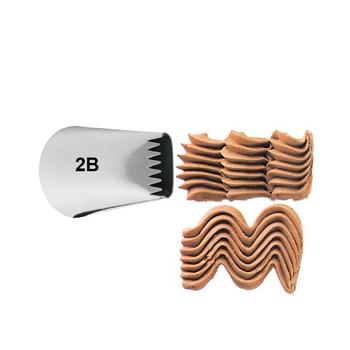 Wilton - douille décorative #2B