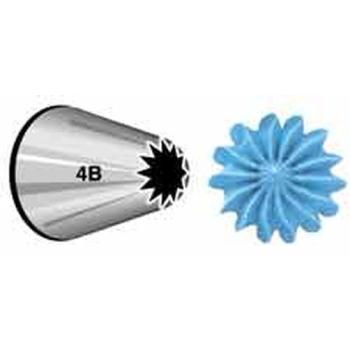 Wilton - douille décorative #4B