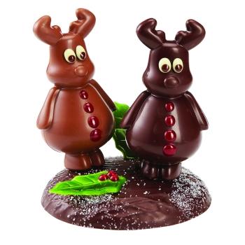 Moule polycarbonate chocolat - Rennes