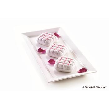 Moule en silicone 3D - MINI ELEGANZA - 6x101 ml