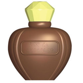 Moule flacon de parfum pour chocolat