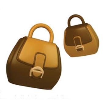 Moule sac à mains modèle 4  - Kit de deux moules