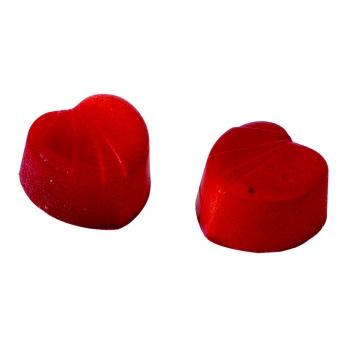 Moule polycarbonate chocolat - Bonbons coeur