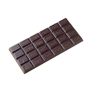 3 Tablettes striées 100 g - 4X6 carrés