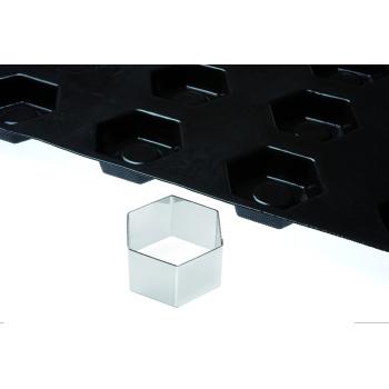 Découpoir spéciaux Flexipan - Hexagone
